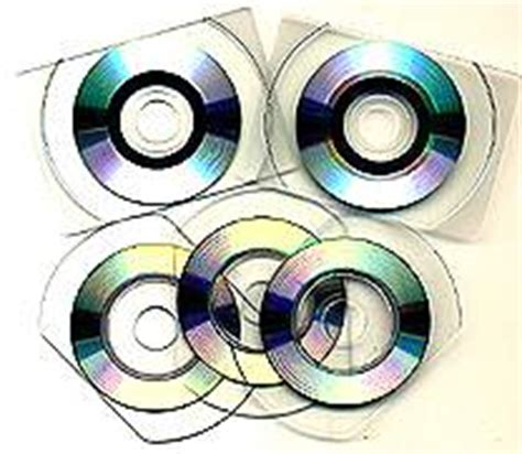 Business Card Size Cd R
