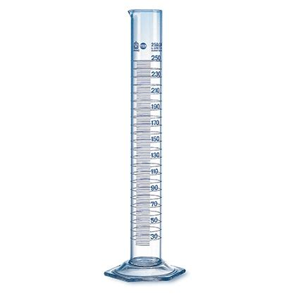 graduated cylinders – class a, usp, certified from
