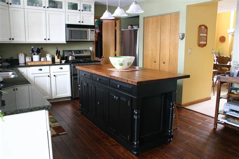 white kitchen island with butcher block top kitchens white kitchen island with butcher block top and