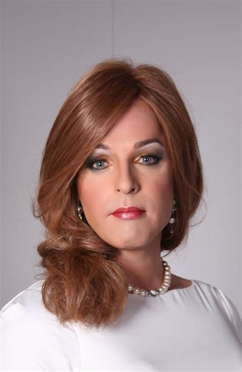 wigs for older crossdressers the miracle of make up and wigs beautiful if only i