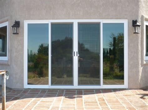 4 panel patio door 4 panel sliding patio doors cool on