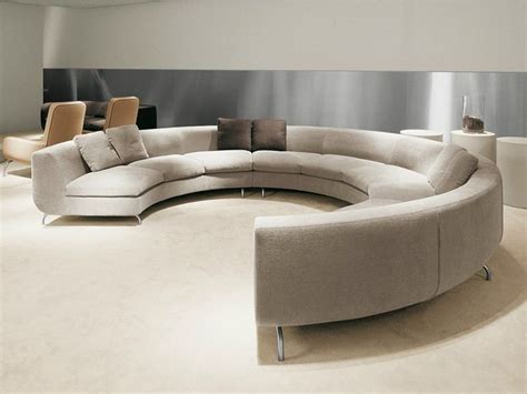canape rond canap 233 rembourr 233 rond en tissu dubuffet canap 233 rond