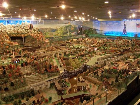 roadside america one of the greatest miniature villages 17 best images about model trains g scale others on