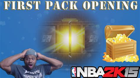 Pack Opening Mba Free by Nba 2k15 Myteam Pack Opening We Strike Gold