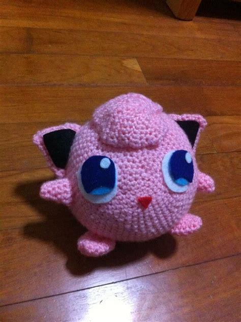 amigurumi jigglypuff pattern my crochet pokemon jigglypuff crochet knit pinterest