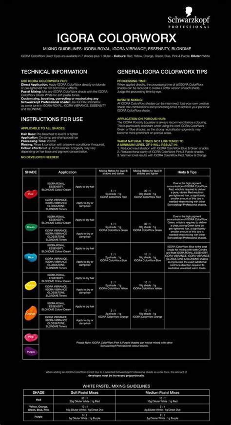 schwarzkopf igora hair color chart ingredients instructions the 25 best schwarzkopf hair color chart ideas on