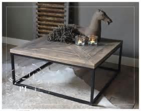 witte salontafels landelijk maatwerk landelijke salontafel perfectly old wood