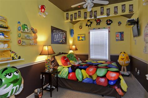 Orlando Home Decor by The Sweet Escape M Amp M Mania Candy Bedroom
