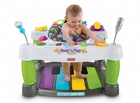 Murah Fisher Price Toys Baby Walker Musical fisher price superstar step n play