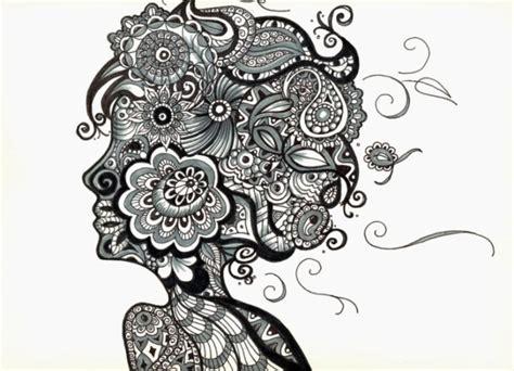 doodle bunga cara membuat gambar doodle yang menarik untuk pemula
