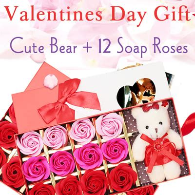 valentines day gift sets qoo10 2017 valentines day gift aromatic soap