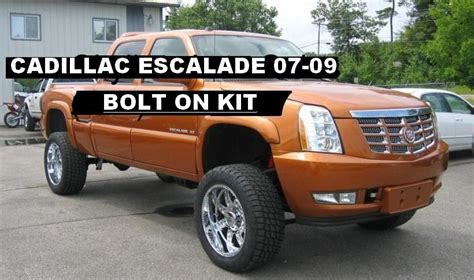cadillac escalade front end conversion kit cadillac front end conversion kit for 08 13 silverado