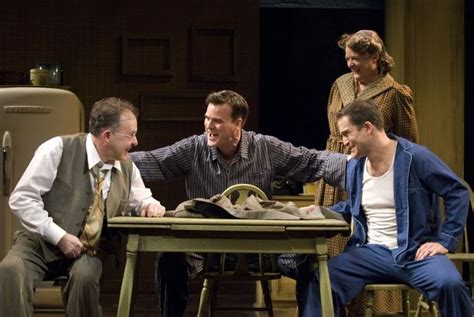death of a salesman family theme dreams in the south