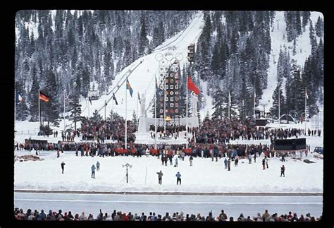 Valley Winter Sale Up To 60 by Squaw Offers Tours Of 60s Olympic Venues Theunion
