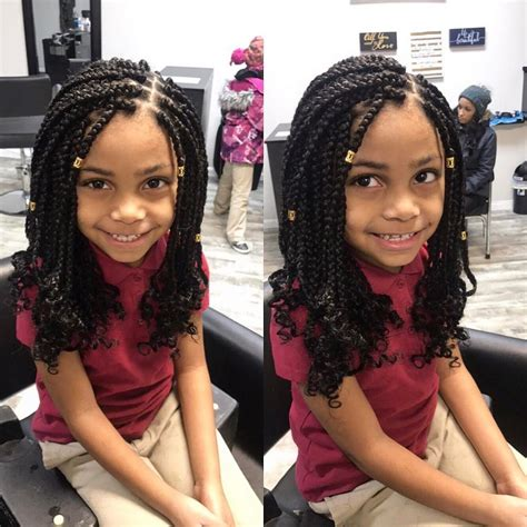 Kid Hairstyles Braids by 18 Stinkin Black Kid Hairstyles You Can Do At Home
