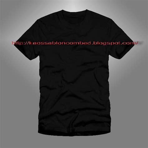 Kaos Singapore Warna Murah baju hitam polos