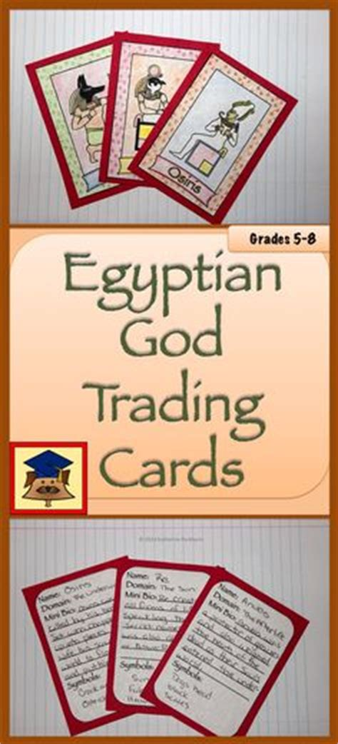 gods trading cards template gods and goddesses trading card templates from