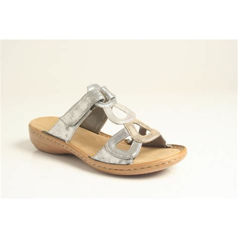 with sandals rieker rieker slide sandal with adjustable and