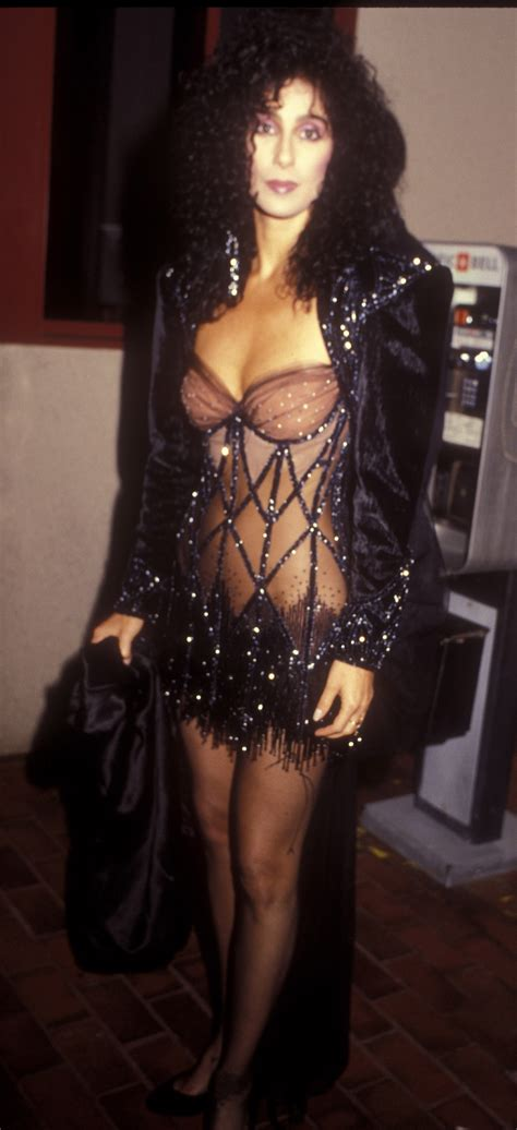 Cher Wardrobe by Cher The Most Outrageous From The Mtv Vmas