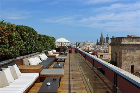 top roof bar barcelona rooftop bars drinks with a view
