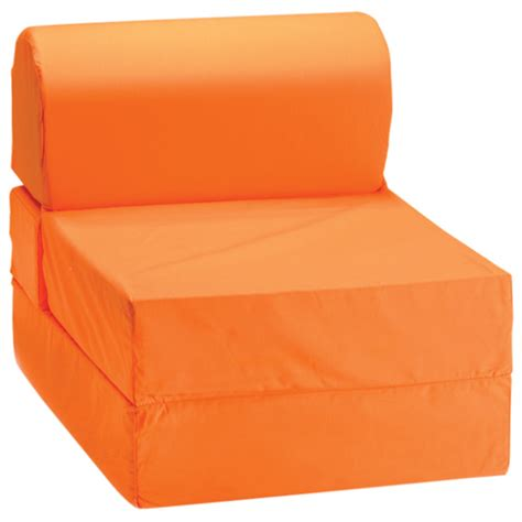 childrens flip sofa canada comfy flip chair orange