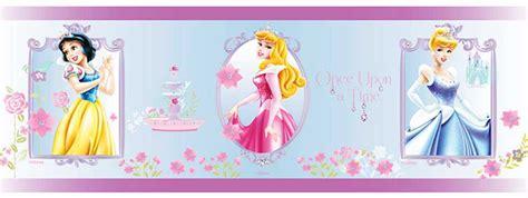bordure kinderzimmer disney kinderzimmer bord 252 re disney princess disney princess