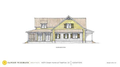green home floor plans hgtv green home 2008 renderings and floor plan hgtv