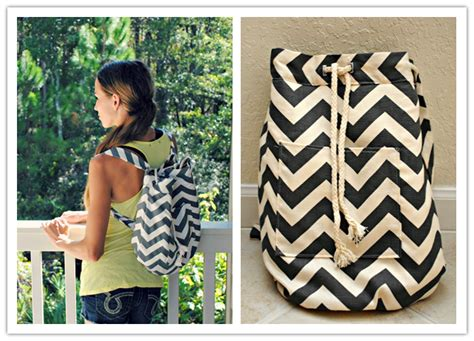 how to make a one backpack how to make functional and stylish diy fabric backpack