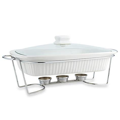 Vicenza Rectangular Food Warmer rectangular bake serve food warmer bed bath beyond