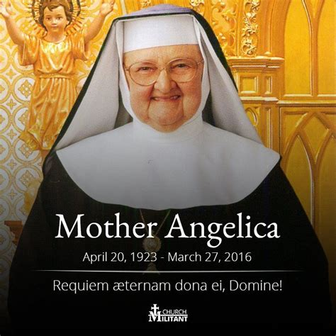 Biography Mother Angelica | 1000 images about mother angelica on pinterest daily