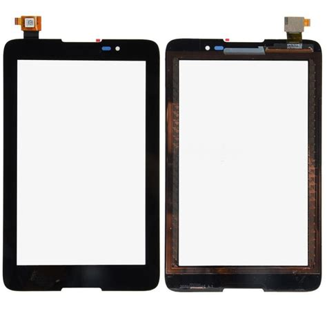 Flexibel Lcd Lenovo A3500 Original touchscreen tableta lenovo ideatab a3500 digitizer lenovo