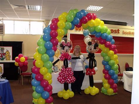 Ballon Decor by Balloon Decoration Ideas Ballons Balloon