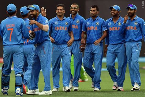 team india team india to tour for limited series in