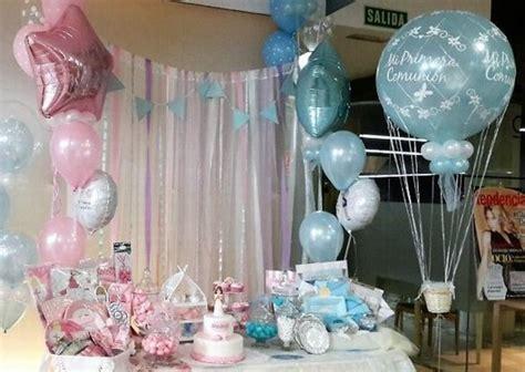 decoraci 211 n bautizo en rosa y blanco trendy children blog decor carnaval decoracin para cumpleaos con globos de aire