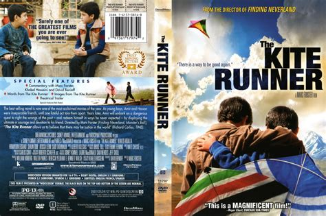 film it dvd about the film the kite runner