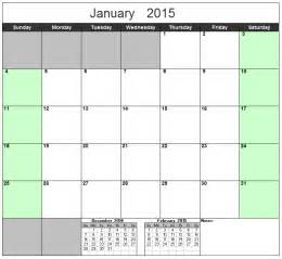 Kalender 2018 Excel Erstellen Monthly Calendar Templates Editable 2016 Excel Calendar