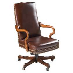 Desk Chair Leather Leather Desk Chairs For Office And Home