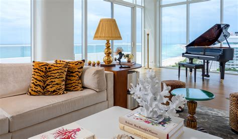 faena penthouse the penthouse residences at faena hotel miami beach