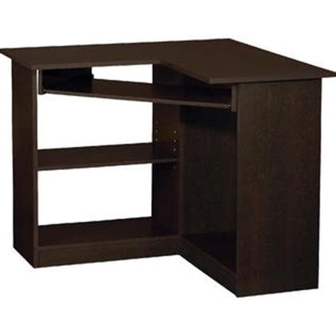 essential home berkley corner desk espresso home