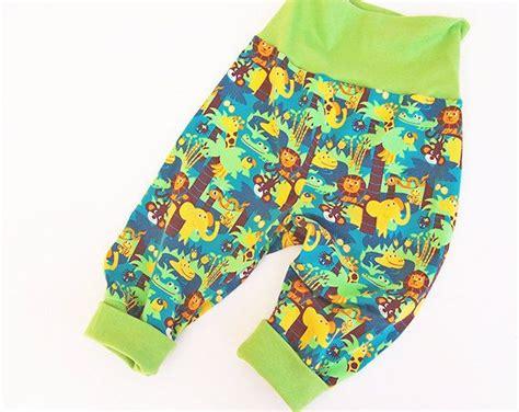 baby jersey pattern free jungle boy girl pants sewing pattern pdf knit jersey