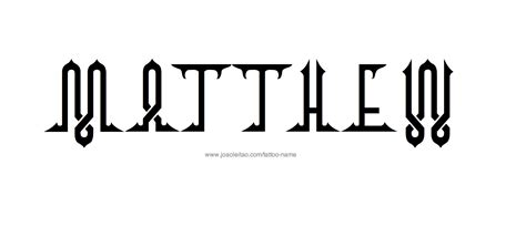 tattoo font respective slanted image gallery matthew tattoo