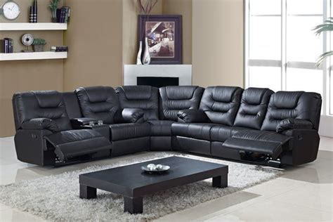 corner sofa in middle of room china living room leather corner recliner sofa with