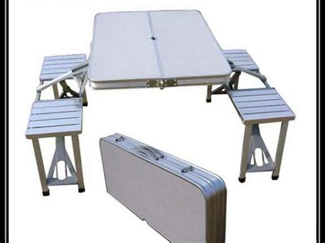 foldable table and chairs onoffroad4x4