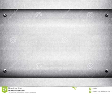 metal template metal template background stock image image 13346671