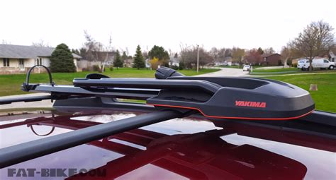yakima highroad roof rack review by dave krueger