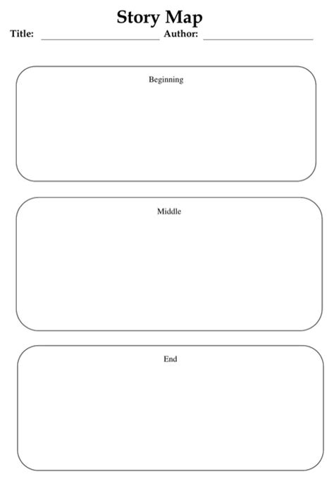 story template story map template for excel pdf and word