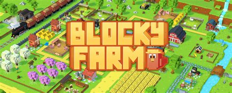 blocky farm mod apk  unlimited gems