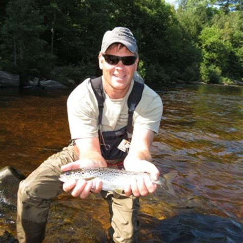 brook trout fishing | canoemaine