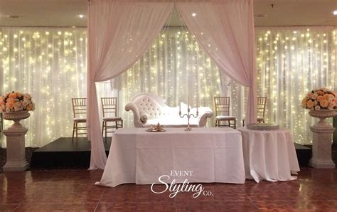 draping wedding draping and decor event styling co auckland