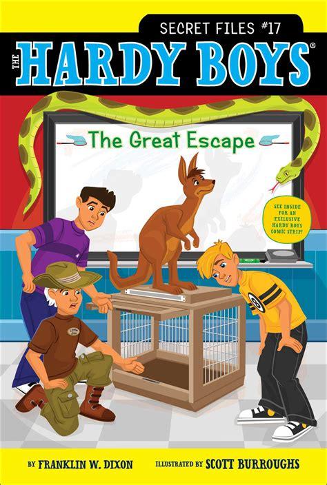 the magically brilliant boy books the great escape ebook by franklin w dixon